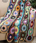 Pattern for this gorgeous Afghan in 'The Crochet World Collection 2001-2010'.