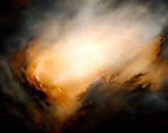 Gran pintura abstracta por Simon Kenny De por SimonkennysPaintings