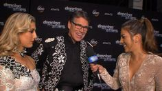 Rick Perry On His 'Dancing With The Stars' Elimination