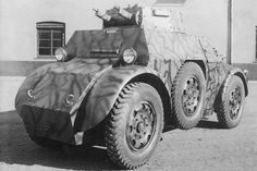 SPA Autoblinda AB 40 Italian Armored Car  WW II