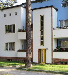 Bruno Taut, GEHAG, Onkel Toms Hütte, Zehlendorf, Berlin, 1926-31.