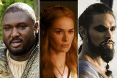 """Is """"Game of Thrones"""" too white?"""