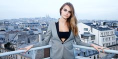 With her tailored pantsuits and dresses, Cara Delevingne has mastered the art of showing skin sexily. See all of the model's best looks.