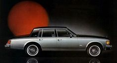 Cadillac Seville Elegante.  I've always thought this was a beautiful car.