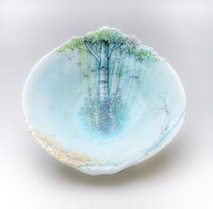 Beautiful Heesoo Lee's ceramic bowl