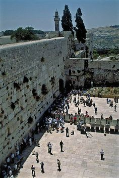 Western Wall by Seetheholyland.net, via Flickr