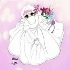 Face Veil, Hijab Niqab, Save The Date, Islam, Disney Characters, Fictional Characters, Aurora Sleeping Beauty, Animation, Cartoon