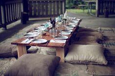 bedouin dining