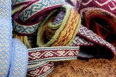 tablet weaving bands