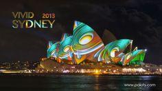 """Video Australien: """"Vivid Sydney 2013 timelapse"""""""