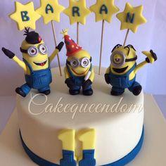 #minioncake#cakequeendom#aysinbuyukakkas