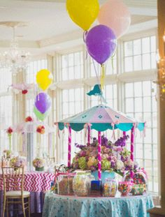 A Peek Inside Kevin and Danielle Jonas' Super-Cala-Fabulous Baby Shower