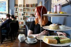 The Afternoon Tea Club Reviews: Edgar House, Chester