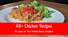 Chicken Recipe Roundup - Darcie's Dish