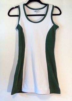 Vintage Mini Tennis Dress/Tunic S by NativeLilacVintage on Etsy, $30.00