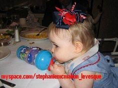 Murphy Claire Levesque (Stephanie's & Triple h's daughter)