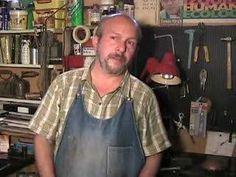 José Basoalto - Orfebre en Cobre - Rancagua - YouTube