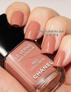 Chanel Lovely Beige 663