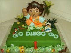 Go Diego Go Birthday Party: