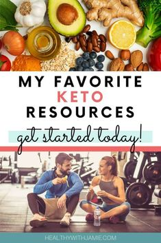 My Favorite Things - Healthy with Jamie Healthy Habits, Healthy Food, Healthy Recipes, Keto Recipes, Keto Diet Plan, Ketogenic Diet, Health Tips, Health And Wellness, Food Substitutions