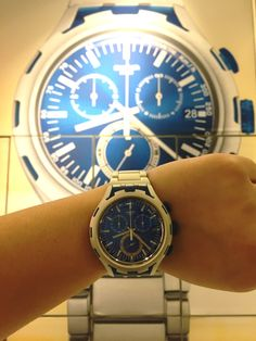 Swatch ENDLESS ENERGY