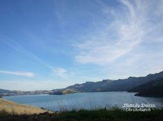冬空 / winter sky **from Christchurch, New Zealand**