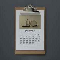 Calendar 'Material Matters
