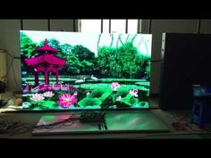 Colorful LED Screen Indoor Rental Type
