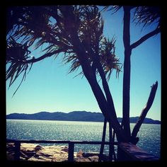 classic view of magnetic island! beautiful day!