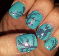 AWESOME buck nails