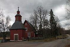 Perniö: Yliskylän kirkko