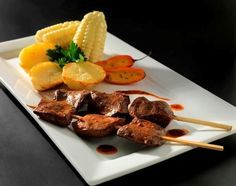 Anticuchos | 15 Peruvian Foods You Have To Try