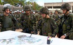 Tropas do Exército participam de treinamento que simula situação de intervenção na região - https://forcamilitar.com.br/2017/06/08/tropas-do-exercito-participam-de-treinamento-que-simula-situacao-de-intervencao-na-regiao/