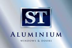 ST Aluminium - Logo Design. visit!!!