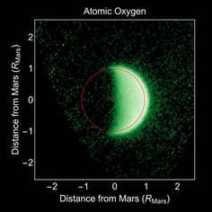 MAVEN Provides First Look at the Upper Atmosphere of Mars 10/15/14
