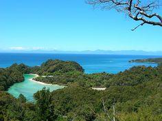 Parque Nacional de Abel Tasman