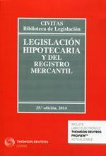 Legislación hipotecaria y del registro mercantil. Máis información no catálogo: http://kmelot.biblioteca.udc.es/record=b1517034~S13*gag