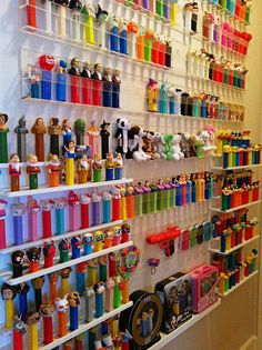 Isabella & Max Rooms - Pez collection
