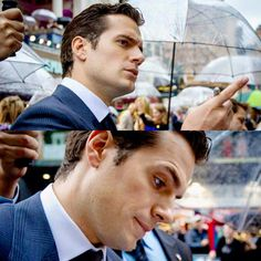 Henry cavill signing autograph