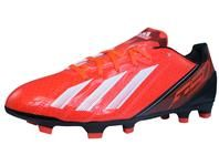 adidas F10 TRX FG Mens Football Boots - Cleats - Red