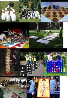New Obsession: Giant outdoor board games.it's going to be soooo much fun! Backyard Games, Outdoor Games, Outdoor Fun, Lawn Games, Craft Activities For Kids, Activity Games, Games For Kids, Adult Games, Diy Games