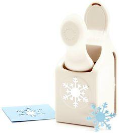 Martha Stewart Crafts Punch, Arctic Snowflake #marthastewartcrafts #eks