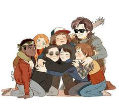 The team !! #eleven