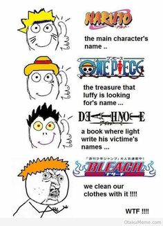 Otaku Meme » Anime and Cosplay Memes! » Bleach