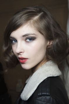 glamorous bob hairstyle
