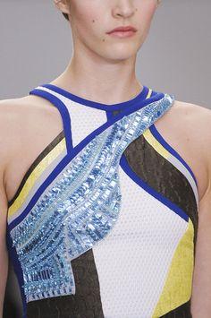Antonio Berardi Spring 2013 - Details| Keep the Glamour | BeStayBeautiful