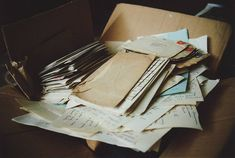 forgotten letters between people who are no longer alive by senseofdoubt, via Flickr