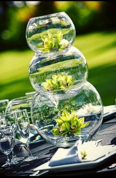 Beautiful idea for weddings!