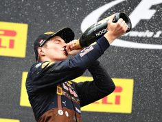 Runner-up of the Austrian Grand Prix Max Verstappen has said that he likes the taste of champagne after standing on the podium for the second time of his career. Red Bull F1, Red Bull Racing, Driver Of The Day, Austrian Grand Prix, Sport F1, Thing 1, F1 Season, Amazing Race, F1 Drivers
