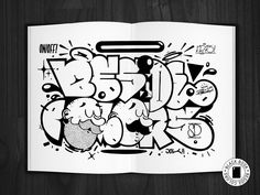 Blackbook Beside Colors – BESIDE COLORS Graffiti Art, Graffiti Designs, Graffiti Tagging, Graffiti Drawing, Graffiti Alphabet, Graffiti Lettering, Street Art Graffiti, Alfabeto Graffiti, Graffiti Characters
